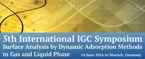 5th IGC Symposium Munich